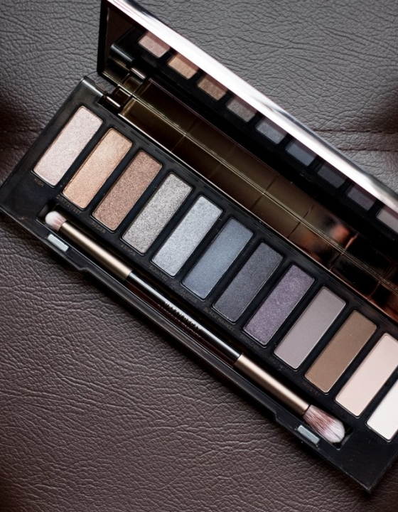 Urban Decay Naked Smoky Pallet is Back!