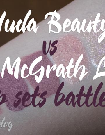 Lip Sets Battle: Huda Beauty vs Pat McGrath Labs