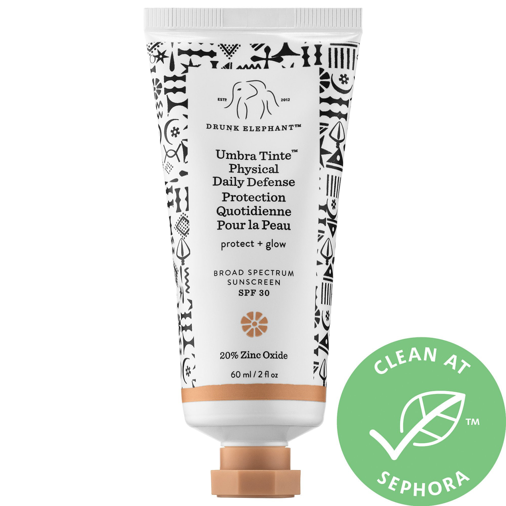 drunk elephant sunscreen