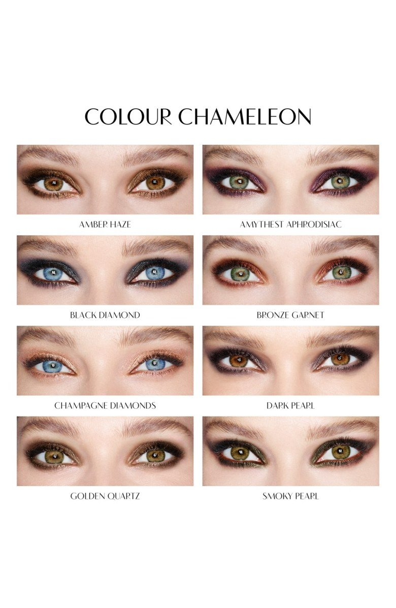 Charlotte Tilbury Color Chameleon Color Morphing Eyeshadow Pencil Swatches