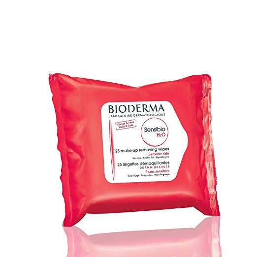 Bioderma Sensibio Micellar Water Wipes