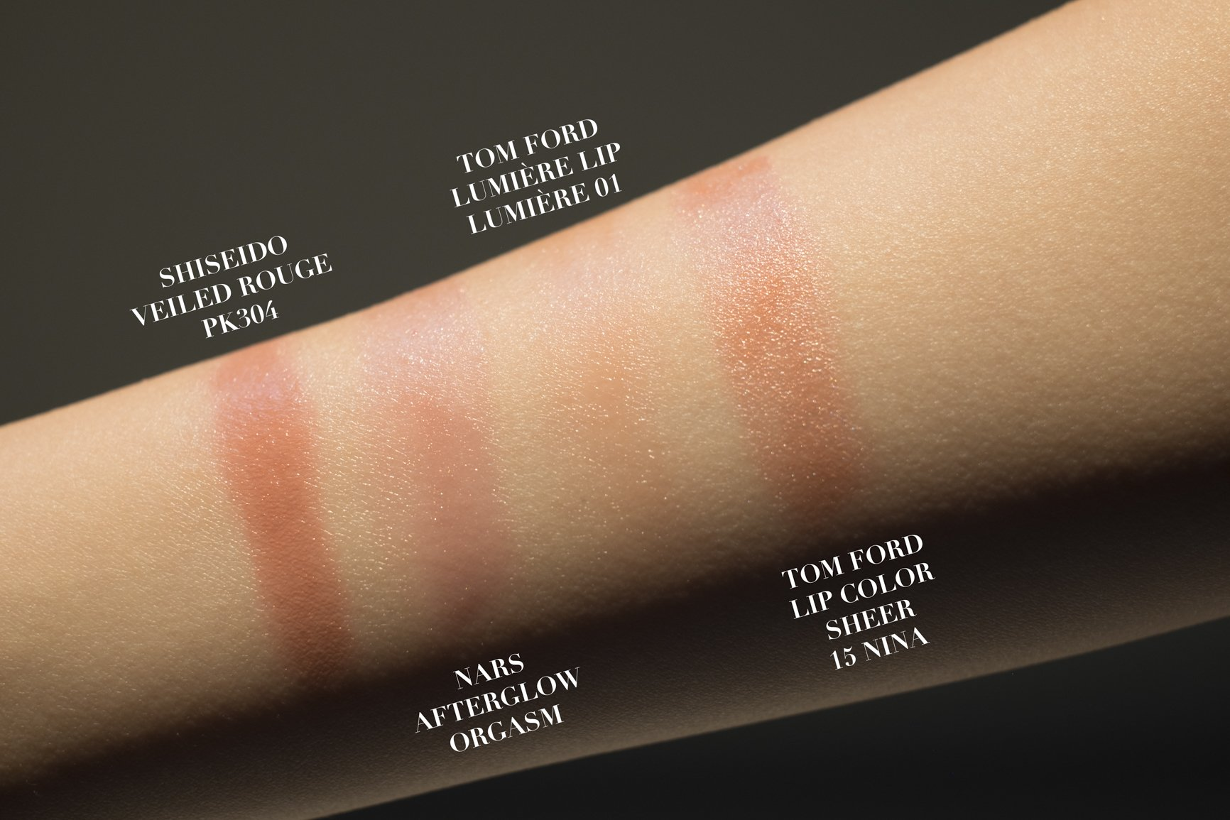 sunkissedblush-Tom-Ford-Lumière-Lip-Orgasm-Afterglow-Lip-Balm-swatches (6 of 13)