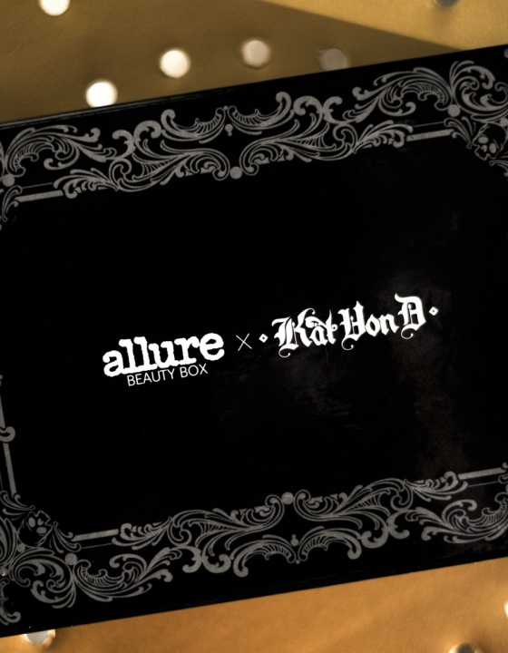 Allure x Kat Von D Beauty Box REVIEW + GIVEAWAY!