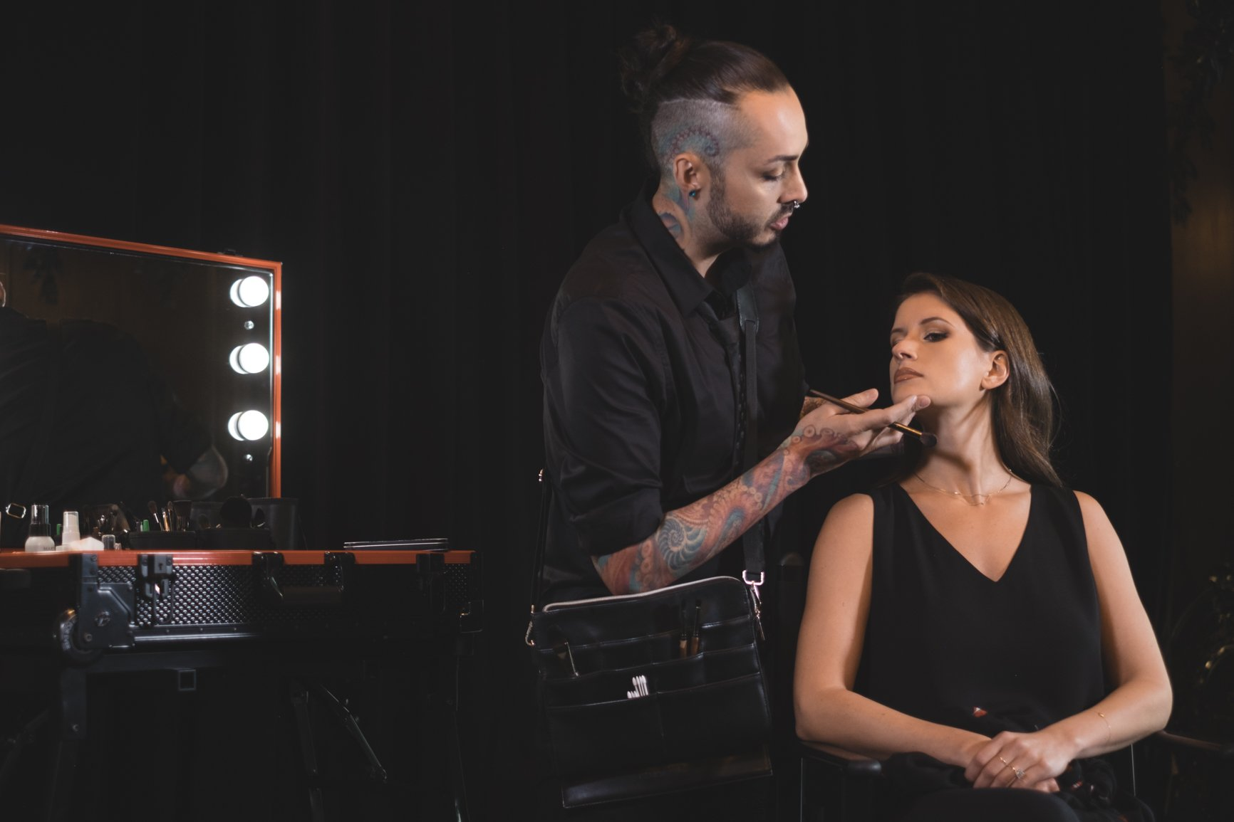 sunkissedblush-makeupforever-masterclass-houston-hotel-zaza-matte-velvet-skin-foundation (18 of 20)