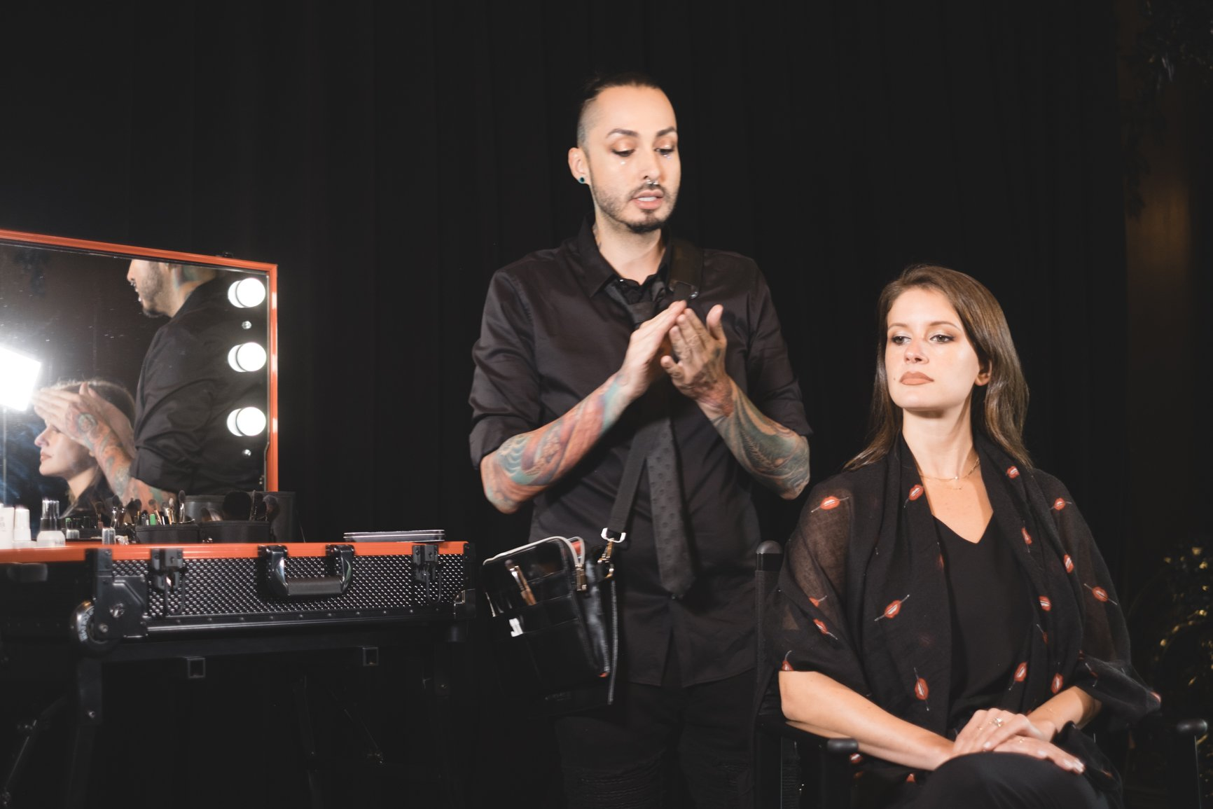 sunkissedblush-makeupforever-masterclass-houston-hotel-zaza-matte-velvet-skin-foundation (9 of 20)