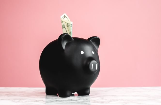 piggy bank saving and offers