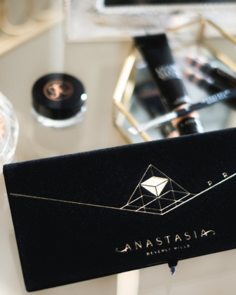 Anastasia Beverly Hills Prism Eyeshadow Palette Review