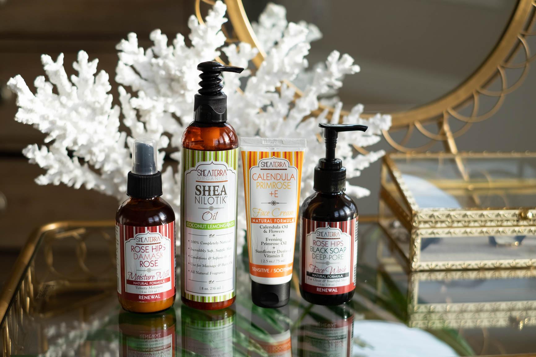 Shea Terra Organics Products