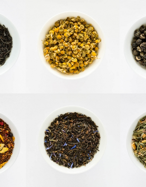 My Favorite Organic Teas