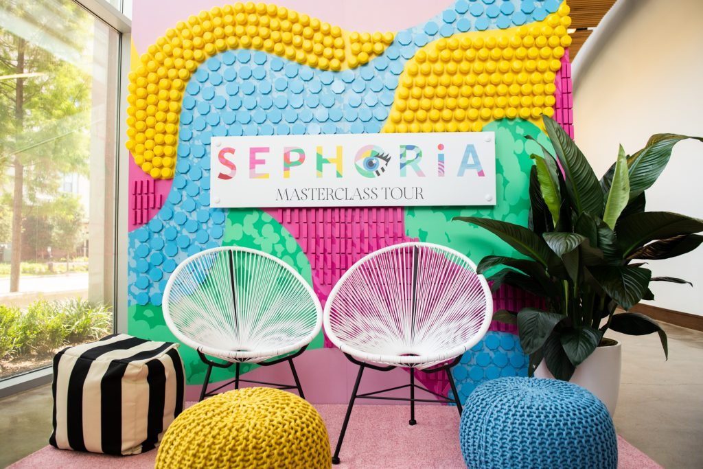 Sephora Beauty Community Sephoria Tatcha Masterclass Tour in Houston, Tx