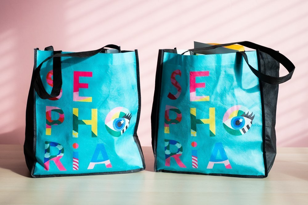 Sephoria House of Beauty Swag Bags: GA