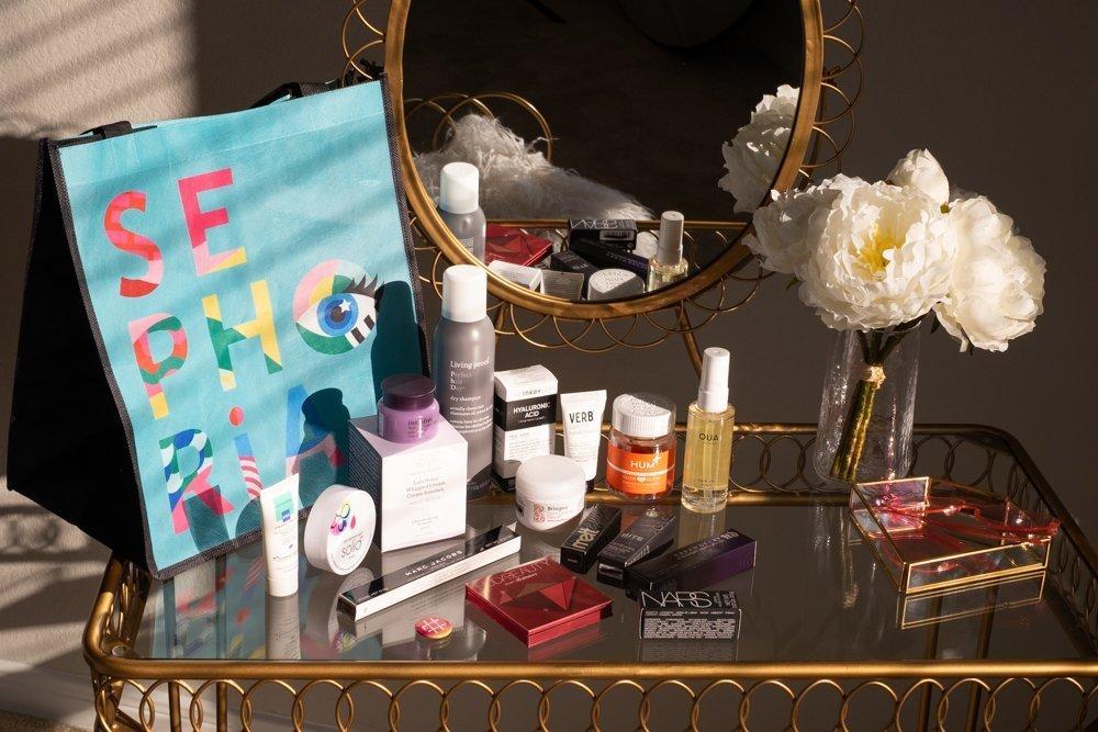 Sephora Sephoria House of Beauty GA swag bag