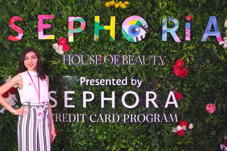 Sephoria House of Beauty 2019 event