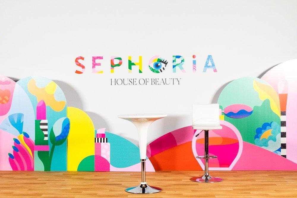 Sephoria House of Beauty Masterclass