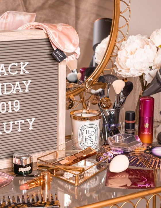 2019 Black Friday & Cyber Monday Best Beauty Deals