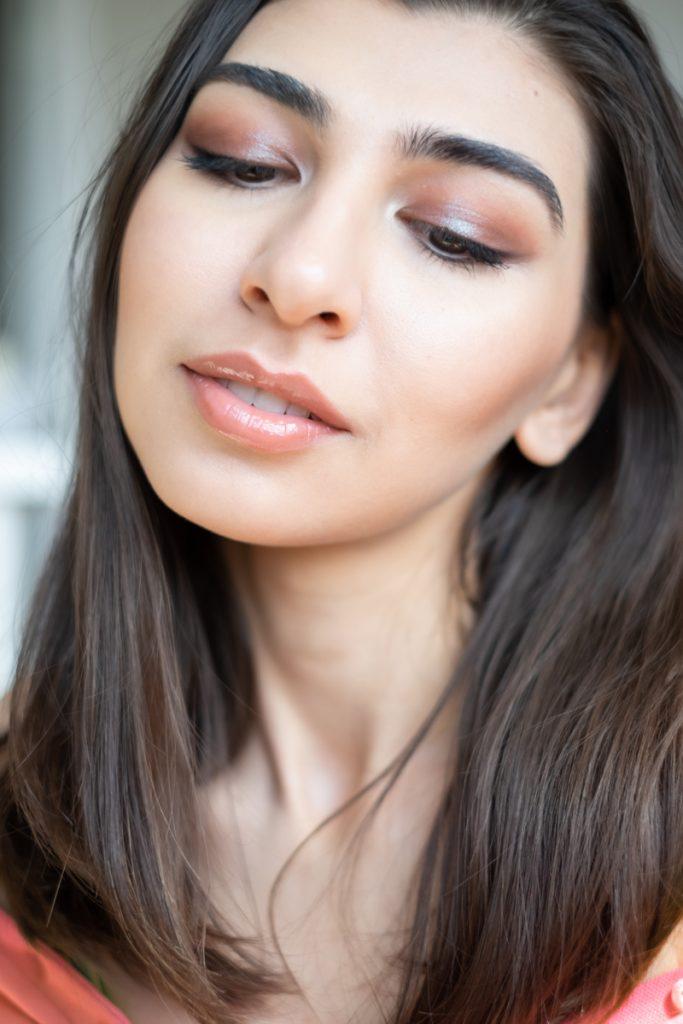 Wearing Sigma Beauty Enchanted Eyeshadows