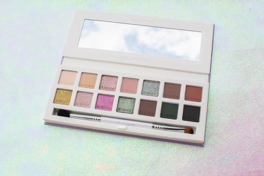 Sigma Beauty Enchanted Eyeshadow Palette