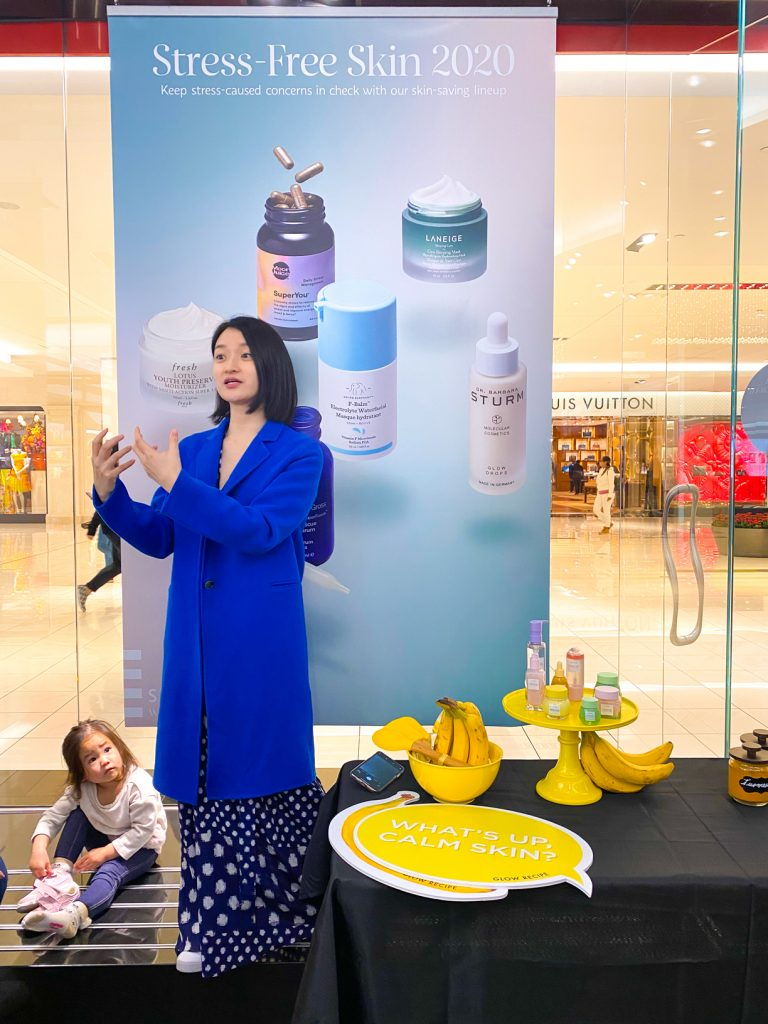 Christine Chang, Glow Recipe Co-founder in her skincare masterclass