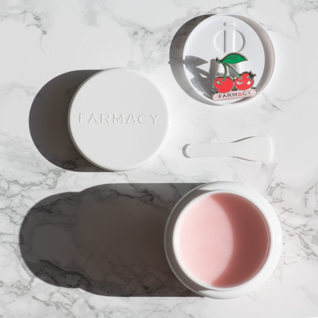 Farmacy Beauty Very Cherry Makeup Meltaway Cleansing balm
