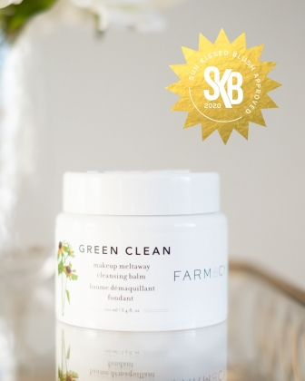Farmacy Beauty Green Clean Makeup Meltaway Cleansing Balm Review