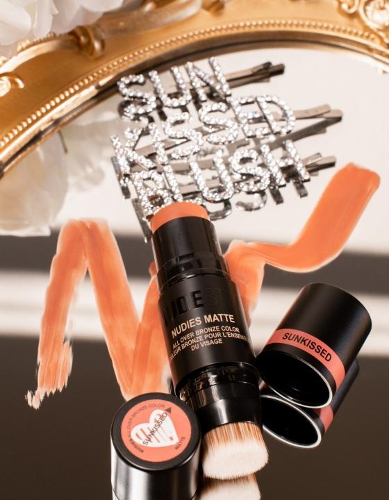 NUDESTIX Nudies Matte Blush & Bronze Review