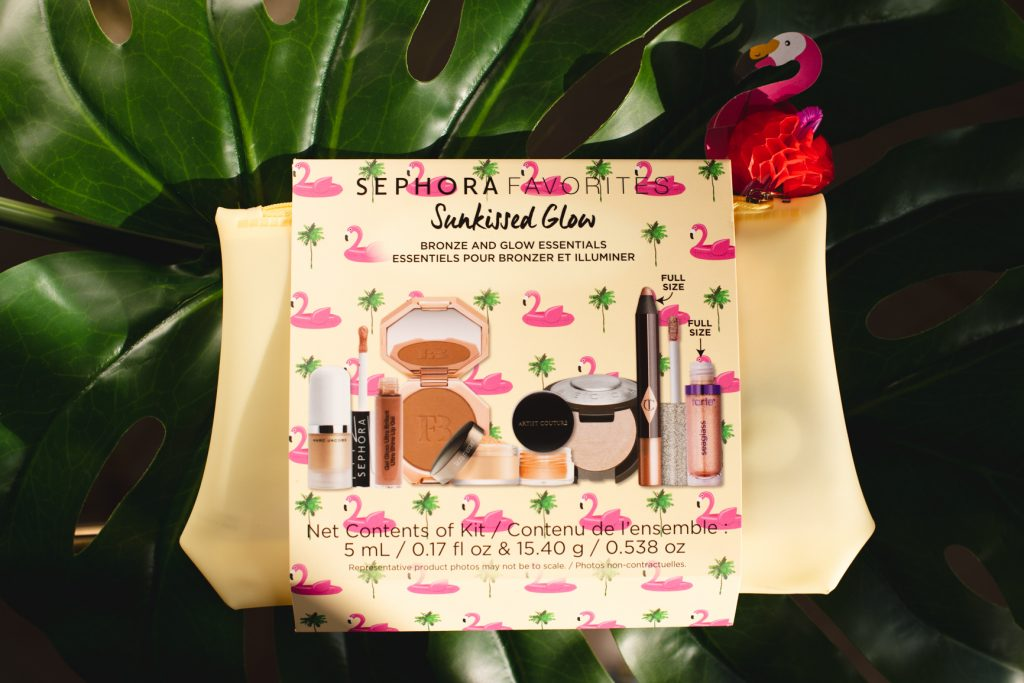 Sephora Favorite Sunkissed Glow Kit Review