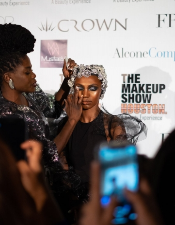 The Untold Story of The First Makeup Show in Houston
