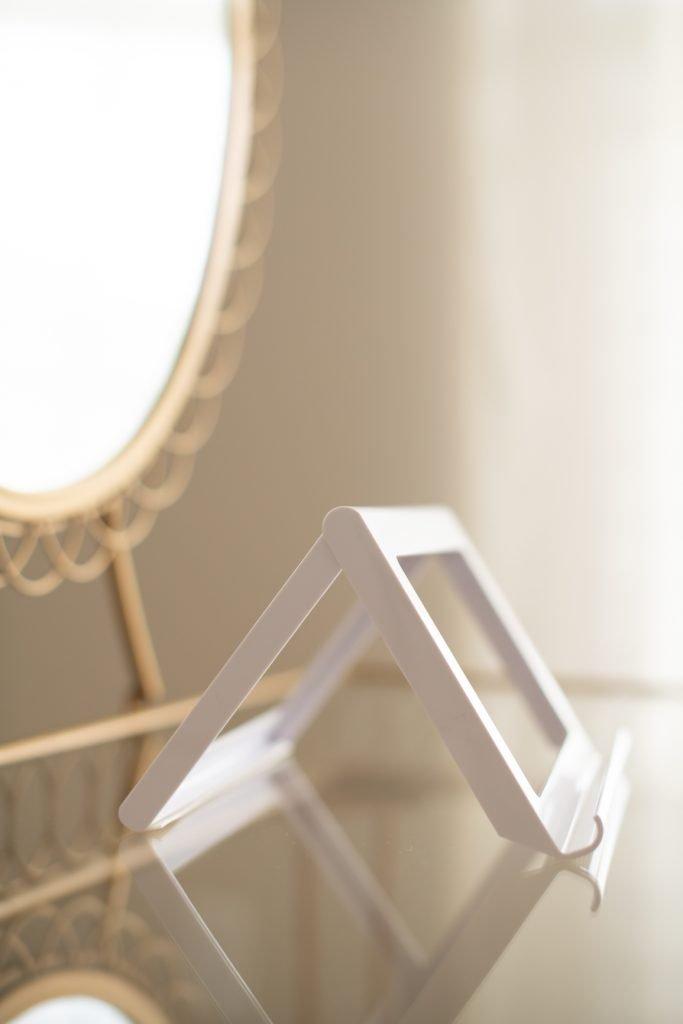 RIKI LOVES RIKI Skinny Vanity Lighted Mirror adjustable stand