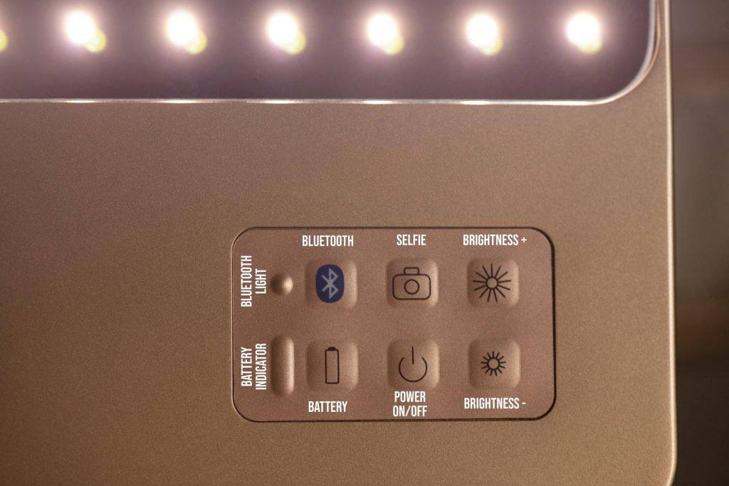 RIKI Skinny control panel
